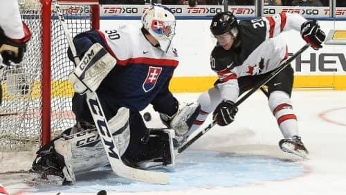 Прогноз на матч Словакия - Канада – 13.05.2019, 21:15