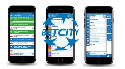 BetCity java